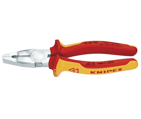 特价供应德国凯尼派克KNIPEX绝缘钢丝钳