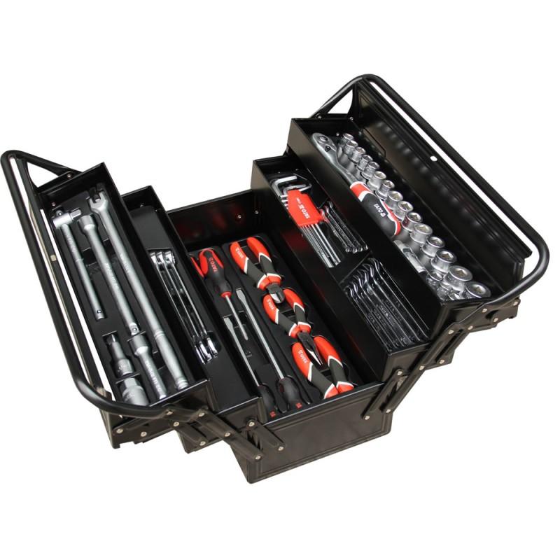 供应YATO易尔拓63件套工具组套YT-3895