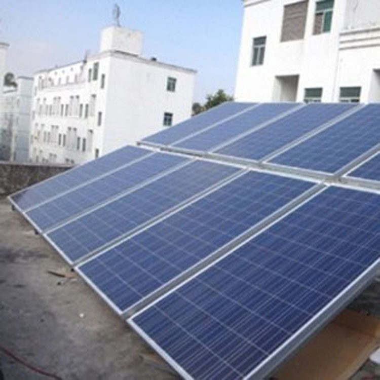 1-10KW分布式太阳能发电系统(设计安装)