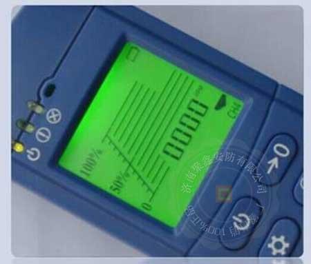 LCD显示RBBJ-T20氢气检测仪