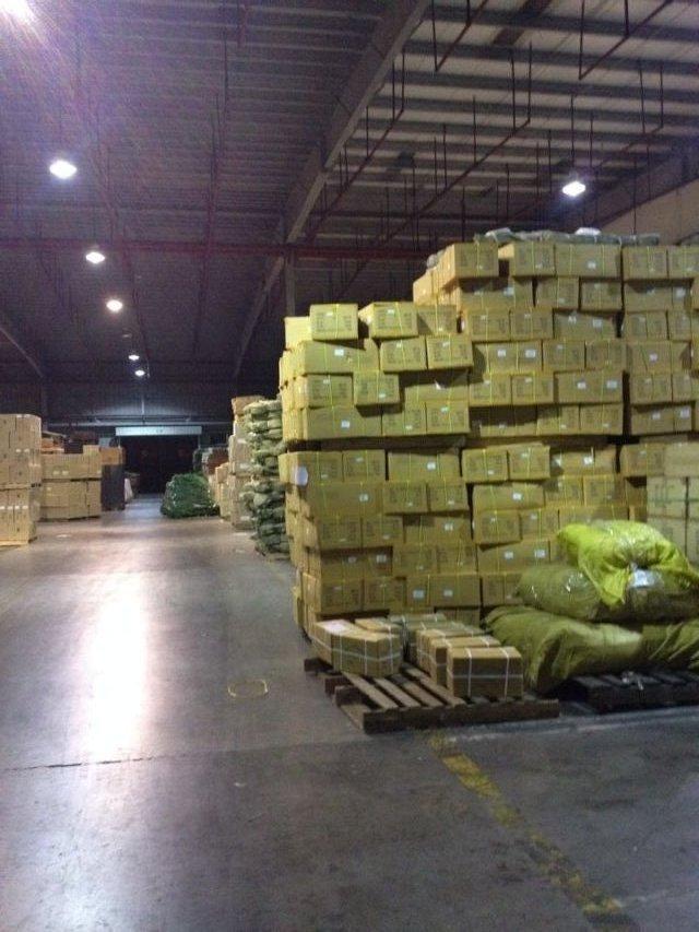 进口国际物流公司,香港包税进口