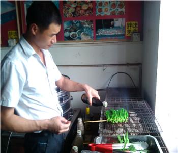 炭火烧烤培训,东莞哪里有烧烤配方学,炭火烧烤技术培训