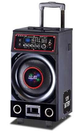 在澄城县哪里有批发卓尔帕单15寸200瓦电瓶拉杆音箱的商家?