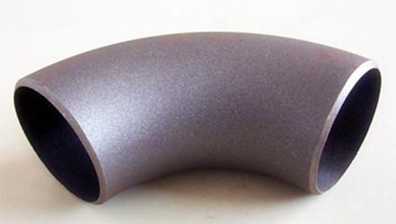 河北润宏生产无缝、对焊、承插90°弯头