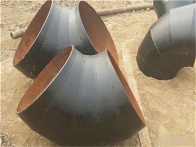 黑龙江美标大口径弯头价格 20#对焊弯头