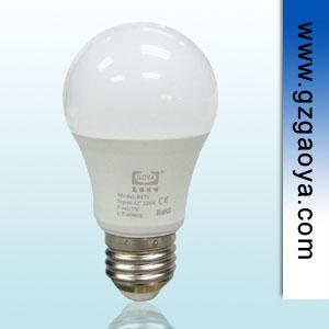 高雅照明 高亮度 5W E27螺口LED球泡灯  GOYA