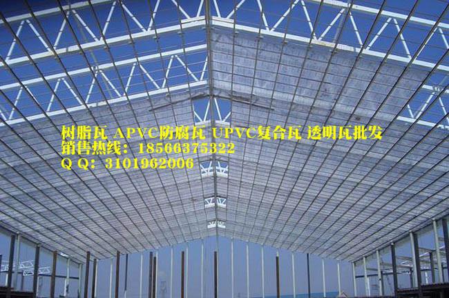 采光瓦,透明板,屋顶采光瓦,聚碳酸酯材质