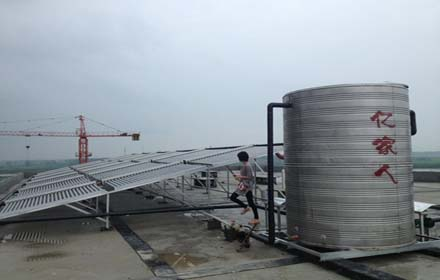 学校宾馆热水工程系统找江苏欧贝