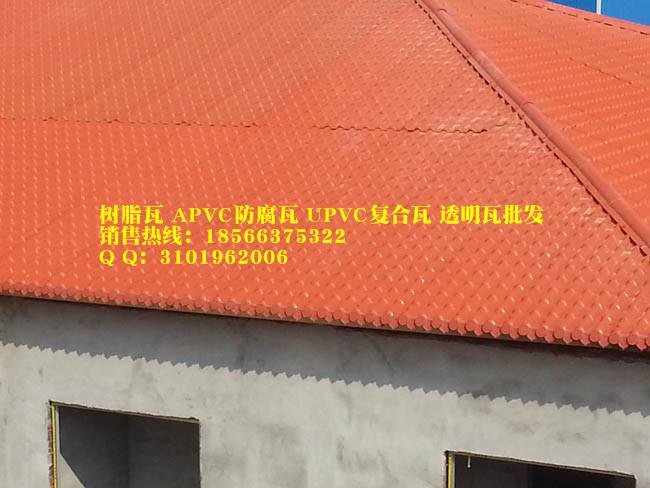 咸宁别墅瓦,候车亭装饰隔热瓦,湖北襄樊树脂瓦