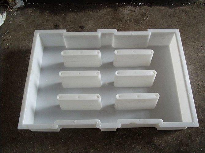 水泥沟盖板模具|沟盖板塑料模具