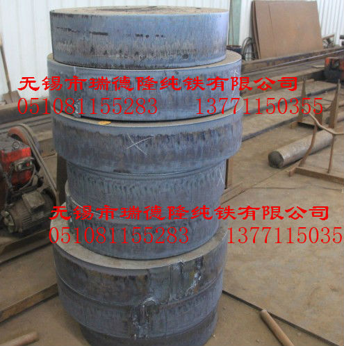 瑞德隆纯铁专业供应电工纯铁圆钢,导磁性好,现货有供