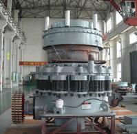 圆锥式破碎机之人工石料生产
