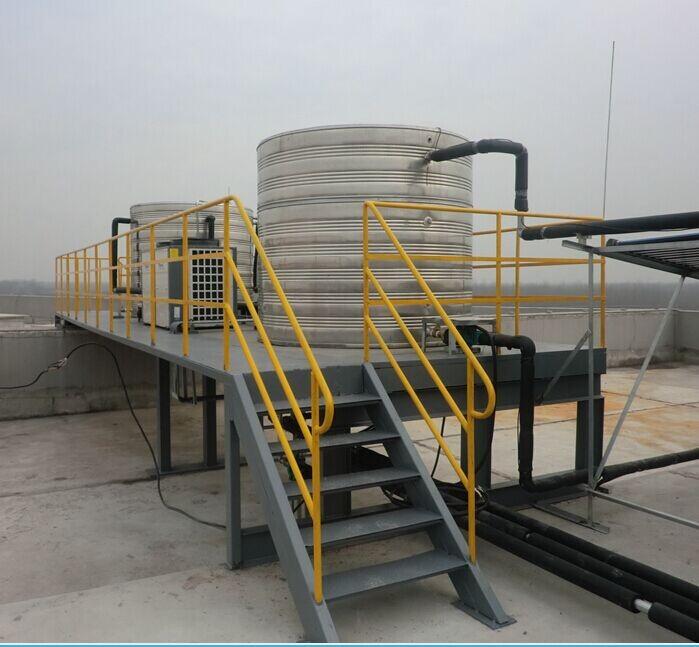 苏州无锡南京宾馆空气能热水系统找江苏欧贝