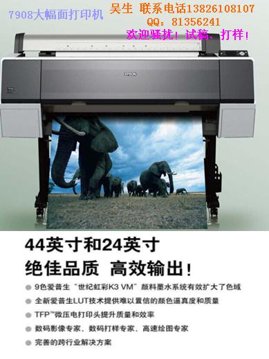 Epson 7980二手打印机