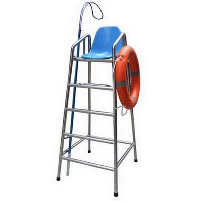 惠州厂家供应泳池救生椅。暸望椅
