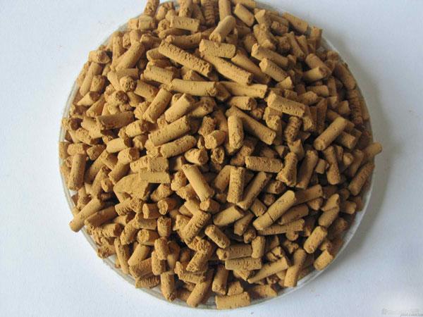 青岛YT103型精脱硫剂的工作条件与适用范围