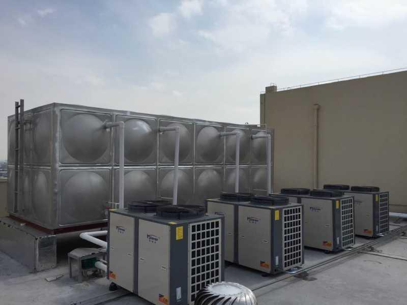 无锡苏州大型商用空气能热水器找江苏欧贝