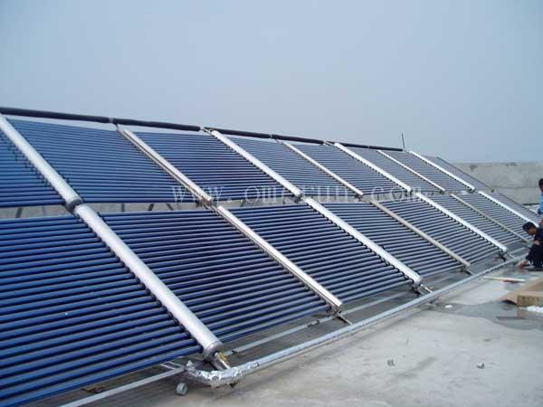 无锡苏州上海太阳能热水工程厂家有哪些?