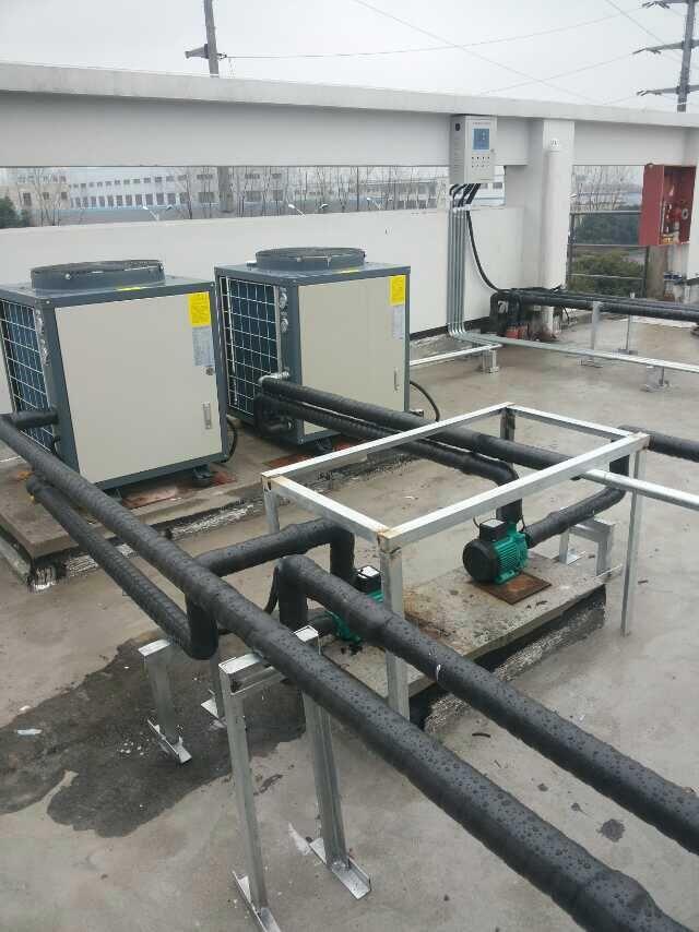浙江安徽上海宾馆空气能热水系统