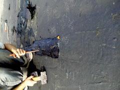 深圳外墙清洗。天面补漏
