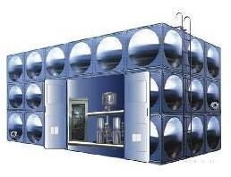 水泵房无负压变频供水设备,放心的选择,石家庄飞鸿水处理设备