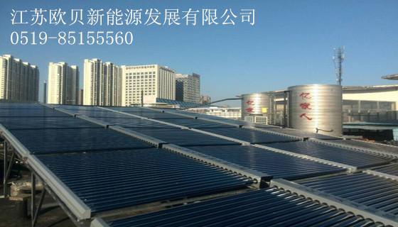 宾馆酒店热水供应系统用空气能热水器