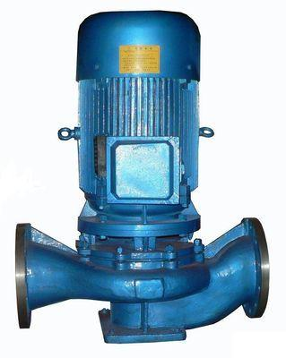 供应立式管道泵ISG80-125 铸铁泵 不锈钢泵