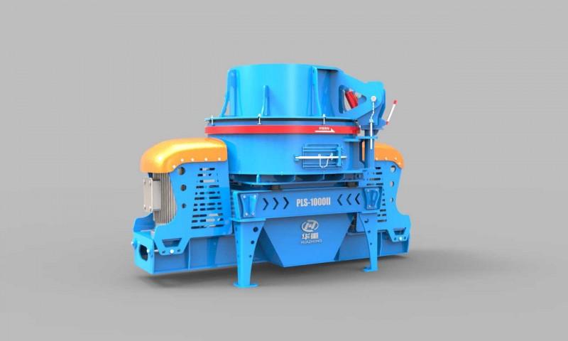 冲击式制砂机是什么?冲击式制砂机性能优势