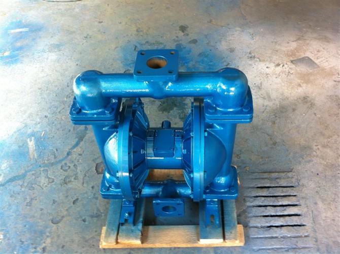 供应QBK-50气动隔膜泵 铸铁配丁腈
