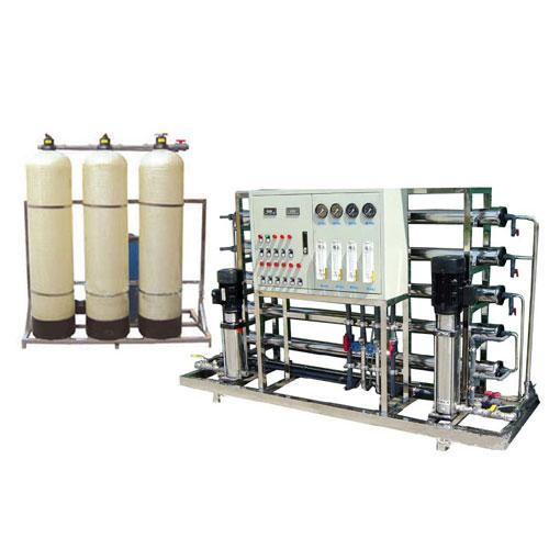 洗衣厂软化水设备,防止洗衣机内壁水垢产生。-飞鸿水处理设备