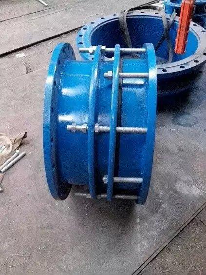 惠州伸缩器表面漆选择蓝色,亿昌管道供应各种伸缩器