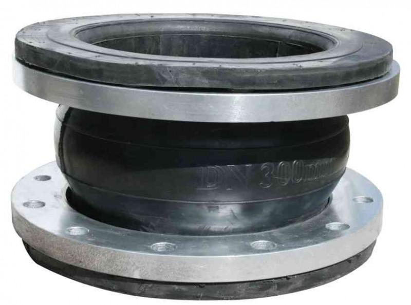 鹤壁针对设备条件选择相对的橡胶接头。