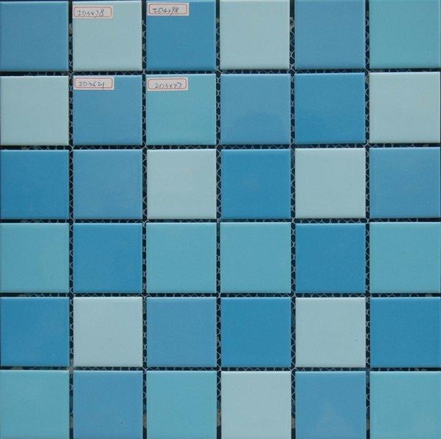 专业生产游泳池马赛克,游泳池砖,陶瓷马赛克