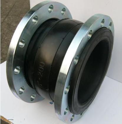 漳州橡胶软连接在水泵进出口的安装顺序