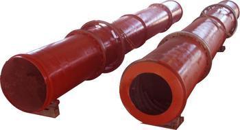 烘干机生产对焊接技术的要求