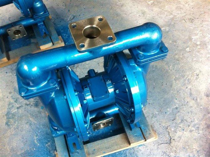 食品级气动隔膜泵  QBY-40型不锈钢304隔膜泵