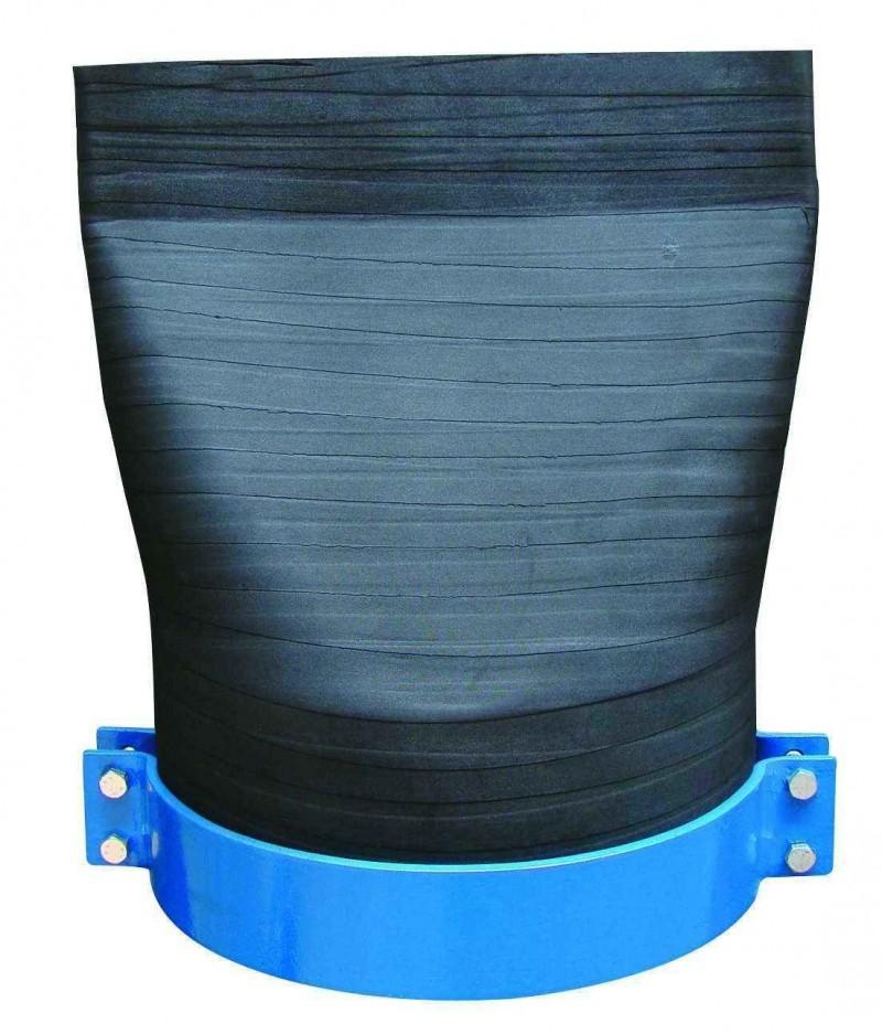 巩义市万泉管道设备厂--万金网优秀供应商弯嘴橡胶排污鸭嘴阀
