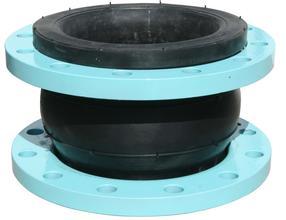 崇州市柔性橡胶接头的使用规则是什么亿昌管道双球体橡胶接头