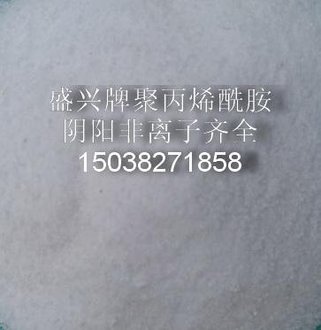 生活污水处理阳离子聚丙烯酰胺