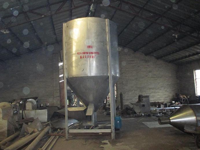 加热型不锈钢搅拌机设备使用寿命长