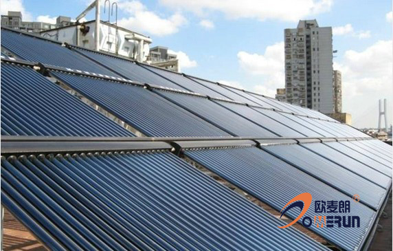 企业员工空气能热泵及太阳能热水工程解决方案
