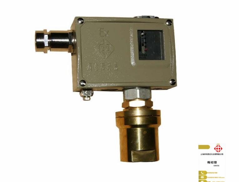 差压控制器D520/7DD差压开关检测管道堵塞