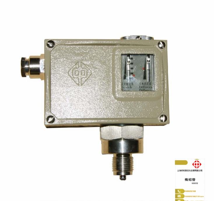 压力控制器D511/7D压力开关等离子焊接