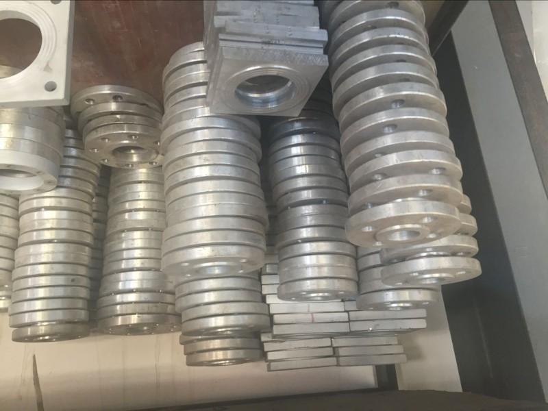 罐车专用铝合金弯头,洒水车专用铝法兰,河北铝管件厂家