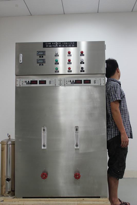 广州仪健自主开发研制工业用电解水机 1吨级 欢迎垂询