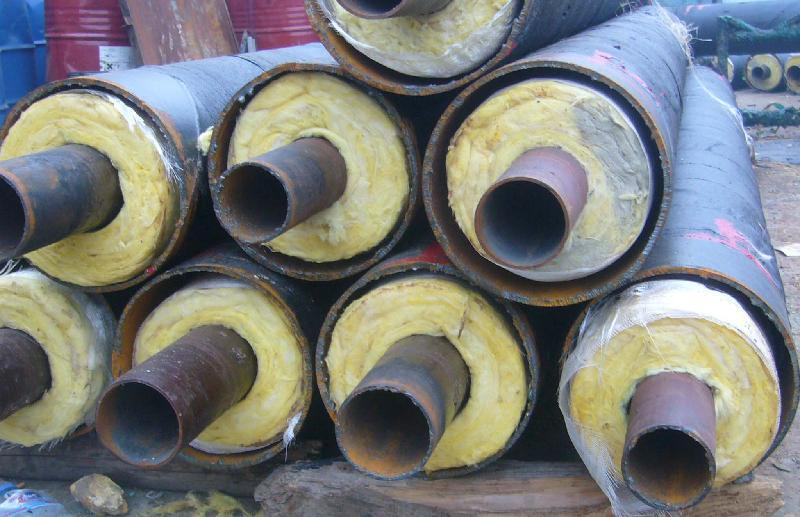 聚氨酯保温钢管,钢套钢蒸汽保温钢管