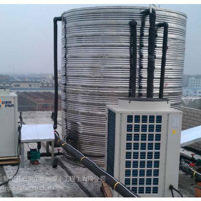 别墅太阳能热水工程 苏州太阳能热水器安装