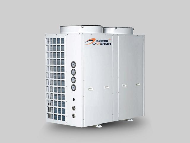 江苏欧麦朗冷热联供全效热泵机组商用系统