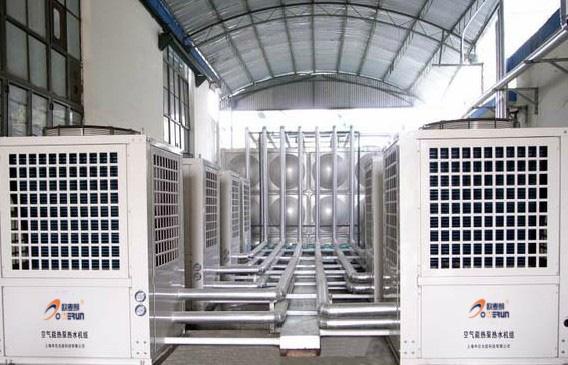 欧麦朗商用热水工程专业服务江浙沪