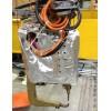 机器人耐高温防护罩,机器人铝箔防护罩
